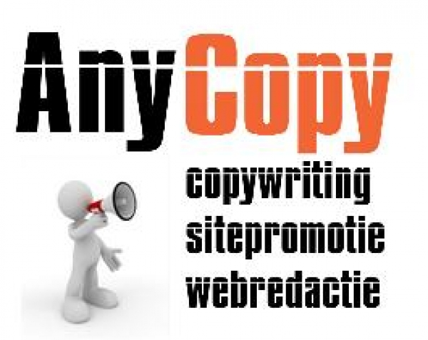 Anycopy - Online Marketing - Haarlem