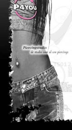 Piercingstudio p4you